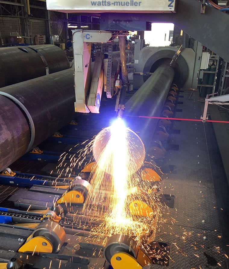 WM60 CNC Pipe Cutting Equipment