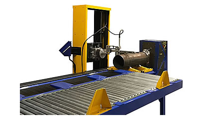 CNC Plasma Pipe Profile Cutting - Midland