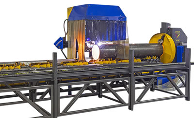CNC Plasma Pipe Cutting - Midland